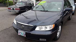 2006 Hyundai Azera leather loaded sunroof super clean car for Sale in Portland, OR