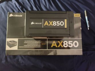 Professional Series Gold AX850 Power Supply for Sale in Hacienda Heights,  CA