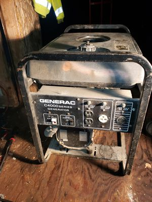 Generac c4000 for Sale in York, PA
