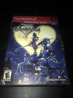 Kingdom Hearts PlayStation 2 for Sale in Corona, CA