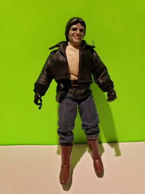 """1970s Eric Estrada as Ponch CHIPS 8"""" Action Figure by Mego for Sale in Reinholds, PA"""