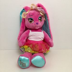"Build A Bear 20"" Honey Girl HG Risa Pink Rock Star Bunny Rabbit Plush TALKING BAB Plush Toy with outfit! for Sale in Elizabethtown, PA"
