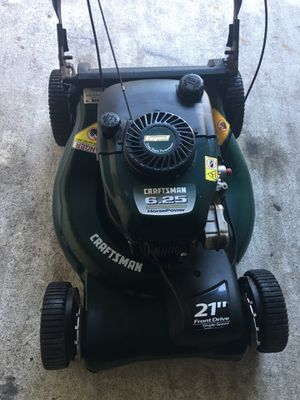 Self propelled lawn mower for Sale in Fairfax, VA