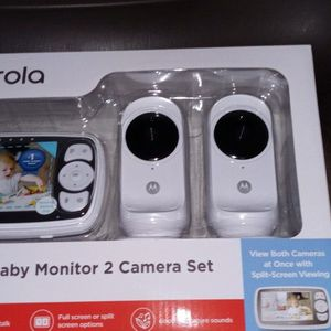 Motorola Hi Def Audio And Video Baby Monitor for Sale in Lynchburg, VA