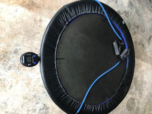 In Touch indoor trampoline with strides counter. for Sale in Waimea, HI