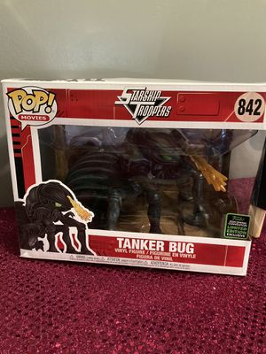 Tanker Bug Funko 6 inch for Sale in Wichita, KS