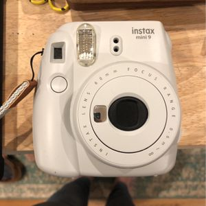 Instax mini 9 for Sale in Richmond, VA