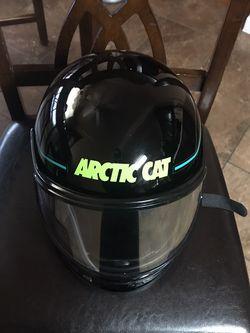 Arctic Cat Helmet (EXCELLENT CONDITION‼️) for Sale in Union Gap,  WA