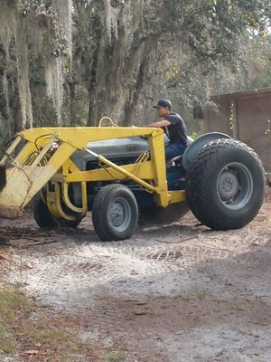 Ford tractor 2000 for Sale in Frostproof, FL
