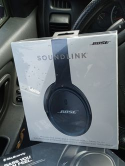 Bose Soundlink 2 Over Ear Headphones Brand New for Sale in Vancouver,  WA