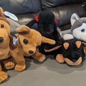 Beanie Babies - Puppy Pack Bundle for Sale in Fullerton, CA