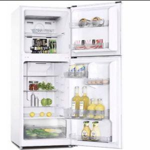 Brand new refrigerator 7.1 cu. ft. Top Freezer Refrigerator kitchen bedroom garage for Sale in North Tustin, CA