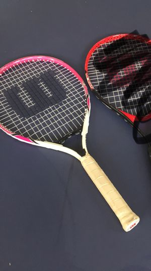 Tennis racket - Wilson $10 for Sale in Cary, NC