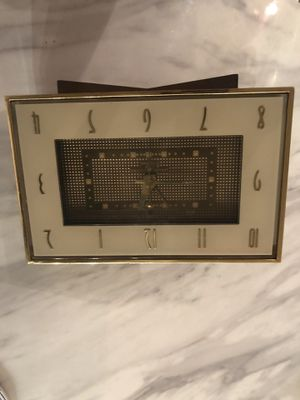 Gorgeous Vintage Clock - works perfectly for Sale in Portland, OR