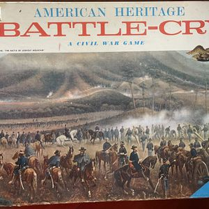 Vintage American Heritage Battle-Cry Board Game for Sale in San Diego, CA