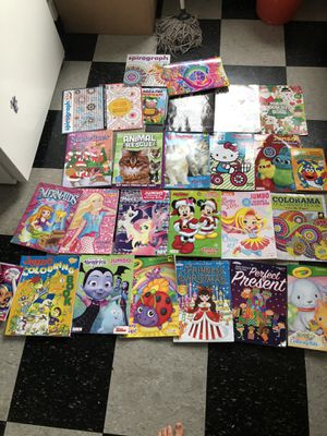 New drawing books never used for Sale in Cleveland Heights, OH