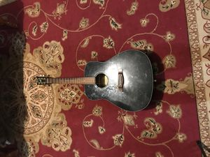 Yamaha F335 Acoustic Guitar Black for Sale in Arlington, VA