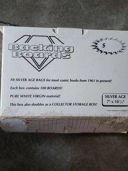 Comic Book Backing Boards for Sale in Boynton Beach,  FL