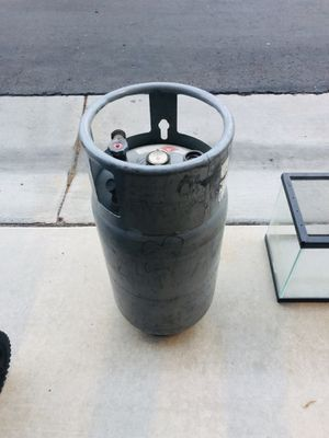Propane tank Can be used in a Forklift as well for Sale in Chula Vista, CA