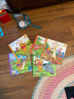 Winnie Pooh books for Sale in Ontario, CA