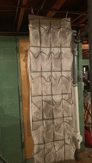 Over the door shoe rack for Sale in Clifton, NJ