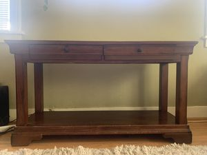 Mid century Modern TV table for Sale in Portland, OR