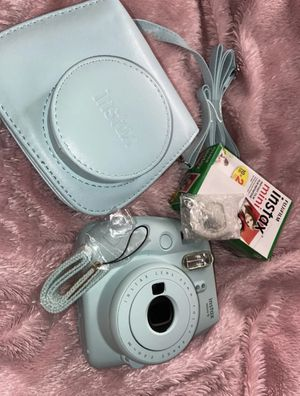 Instax mini 9/Film/ Carrying Case/ Lens for Sale in Baltimore, MD