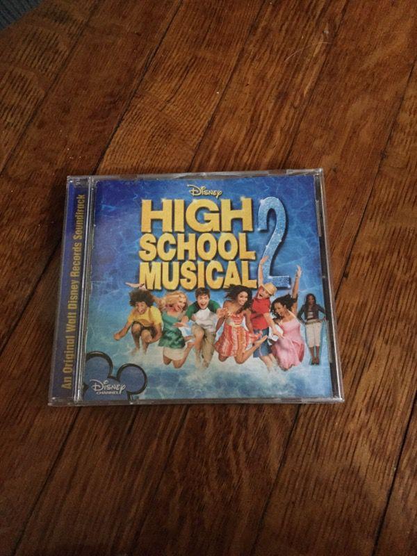 Highschool musical 2 CD