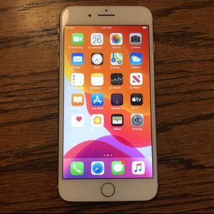 iPhone 8plus Unlocked for Sale in Rancho Cucamonga, CA