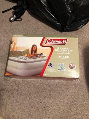 Queen size air mattress for Sale in West Springfield, VA
