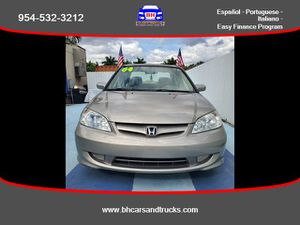 2004 Honda Civic for Sale in North Lauderdale, FL