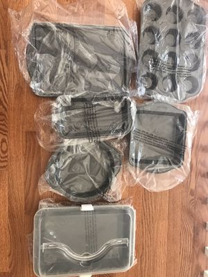 Assorted Baking Set Trays Oven Cookware BRAND NEW for Sale in Bethesda, MD
