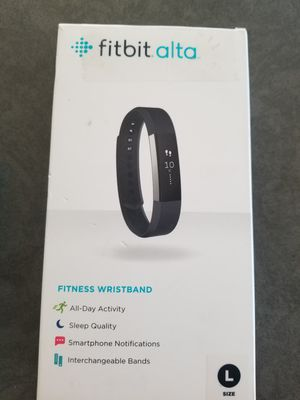 Fitbit Alta for Sale in San Diego, CA