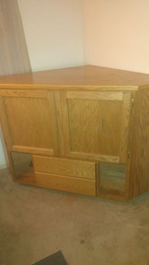 Entertainment center for Sale in Olympia, WA