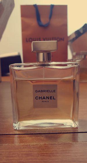 Chanel Gabrielle Perfume 80% Full for Sale in Seattle, WA