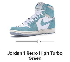 Air Jordan Turbo 1s size 7 $250 for Sale in New York, NY