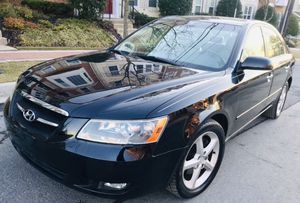 2007 Hyundai Sonata Limited Edition ' Very Low MILES ' Leather for Sale in Washington, DC