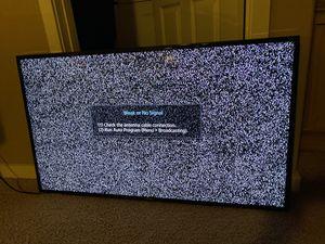"55"" Samsung smart tv for Sale in Wilsonville, OR"