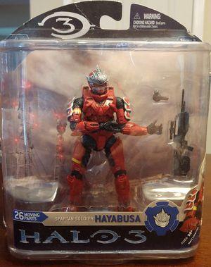 Halo Spartan Soldier Hayabusa for Sale in Gig Harbor, WA