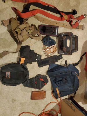 Contractor tool belt accessories, Look for Sale in Pickerington, OH