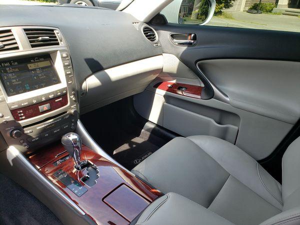 2008 Lexus IS250 AWD- Low Miles