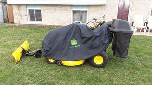John Deere riding lawn mower for Sale in Joliet, IL