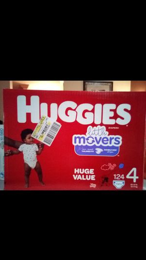 Huggies little movers for Sale in South Gate, CA