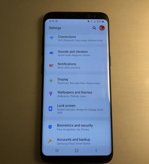 Samsung galaxy s8 (like new) for Sale in Washington, DC