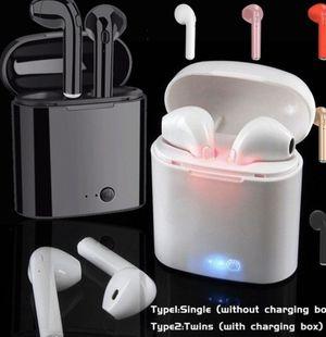 Wireless Earphone Bluetooth Headphones In ear Earbud with Mic. for Sale in Hayward, CA