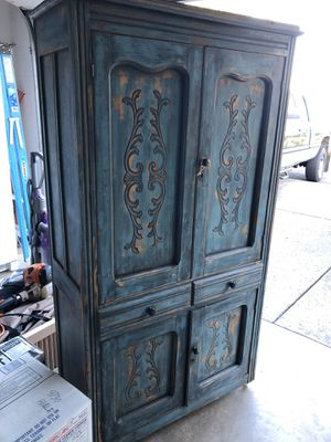 Antique cabinet for Sale in Washougal, WA