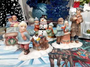 Vintage Christmas Decor! for Sale in Rocklin, CA