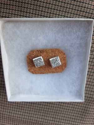 precious silver earrings for Sale in San Leandro, CA