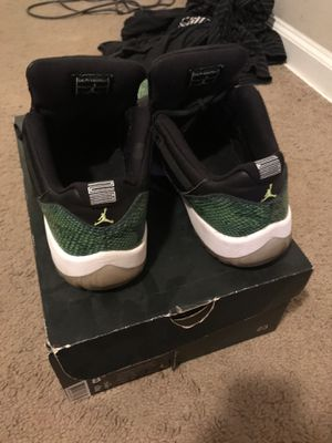 Jordan 11 snakeskins size 8.5 for Sale in Germantown, MD