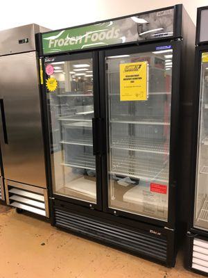 Restaurant Equipment- Turbo Air 2-Door Glass Door Freezer for Sale in Lexington, KY